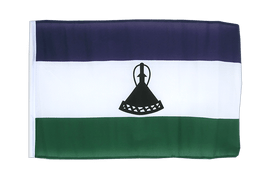 Lesotho new - 12x18 in Flag