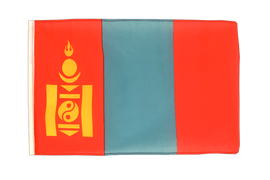 Small Mongolia Flag - 12x18""