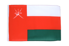 Oman - 12x18 in Flag