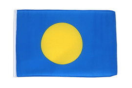 Small Flag Palau - 12x18""