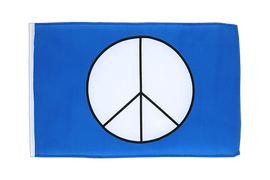 Peace CND - 12x18 in Flag
