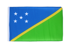 Solomon Islands - 12x18 in Flag
