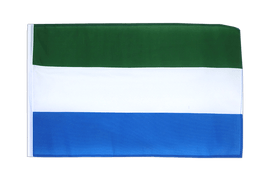 Sierra Leone - 12x18 in Flag