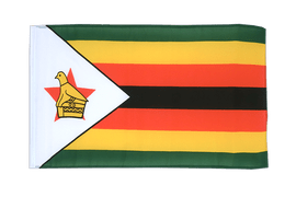 Zimbabwe - 12x18 in Flag