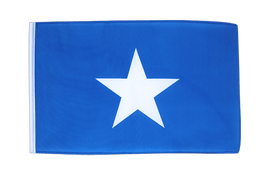Somalia - 12x18 in Flag
