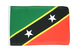 Saint Kitts and Nevis - 12x18 in Flag