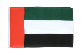 United Arab Emirates - 12x18 in Flag