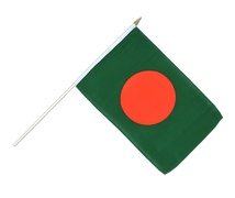 Bangladesh Hand Waving Flag - 12x18""