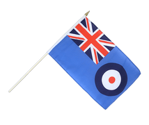 Drapeau sur hampe Royal Airforce - 30 x 45 cm