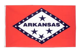 Arkansas - 2x3 ft Flag