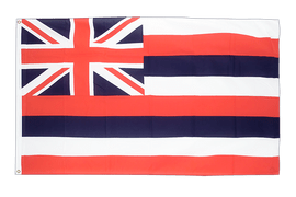 Hawaii - 2x3 ft Flag