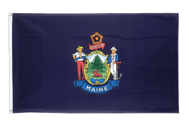 Maine - 2x3 ft Flag