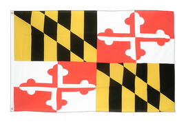 Maryland - 2x3 ft Flag