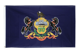 Pennsylvania - 2x3 ft Flag