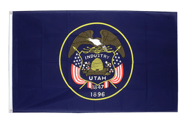 Cheap Utah Flag - 2x3 ft