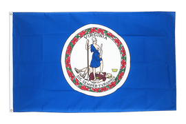Virginia - 2x3 ft Flag