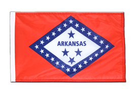 Arkansas - 12x18 in Flag