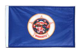 Minnesota - 12x18 in Flag