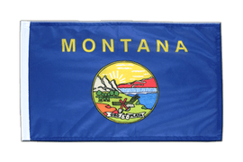 Montana - 12x18 in Flag