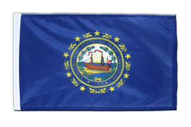 New Hampshire - Flagge 30 x 45 cm