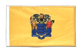 New Jersey - Flagge 30 x 45 cm