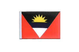 Antigua and Barbuda - Mini Flag 4x6""