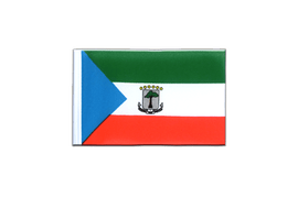 Equatorial Guinea - Mini Flag 4x6""