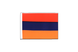 Armenia - Mini Flag 4x6""