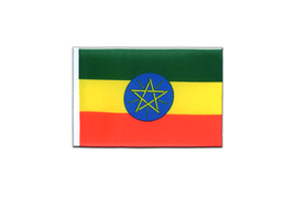 Ethiopia with star - Mini Flag 4x6""