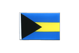 Bahamas - Mini Flag 4x6""