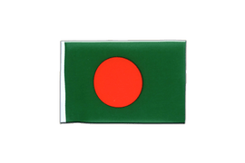 Mini Bangladesh Flag - 4x6""