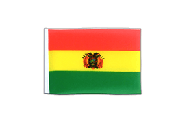 Bolivia - Mini Flag 4x6""