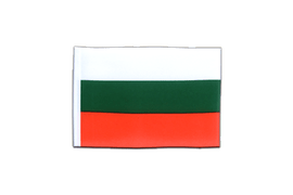 Bulgaria - Mini Flag 4x6""