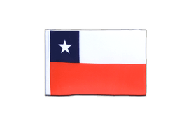 Chile - Mini Flag 4x6""