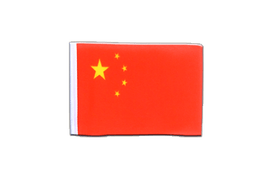 China - Mini Flag 4x6""