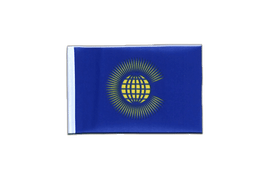 Fanion rectangulaire du Commonwealth - 10 x 15 cm