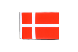 Denmark - Mini Flag 4x6""