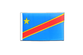 Democratic Republic of the Congo - Mini Flag 4x6""