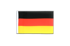 Mini Flag Germany - 4x6""