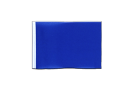 Fanion rectangulaire Bleu - 10 x 15 cm