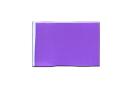 Fanion rectangulaire Lilas - 10 x 15 cm