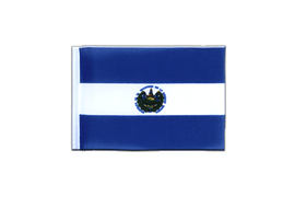 El Salvador - Mini Flag 4x6""