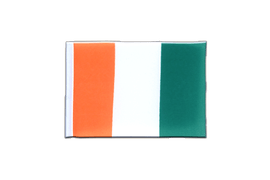 Ivory Coast - Mini Flag 4x6""