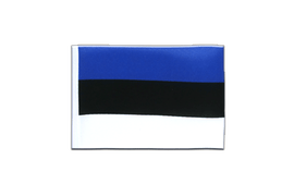 Estonia - Mini Flag 4x6""