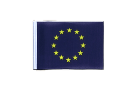 European Union EU - Mini Flag 4x6""