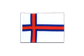 Faroe Islands - Mini Flag 4x6""