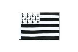 Mini Flag Brittany - 4x6""