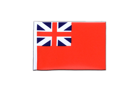 United Kingdom Red Ensign 1707-1801 - Mini Flag 4x6""