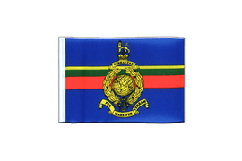 Royal Marines - Mini Flag 4x6""