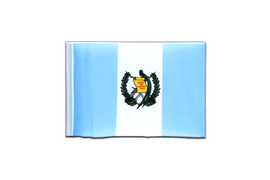 Guatemala - Mini Flag 4x6""